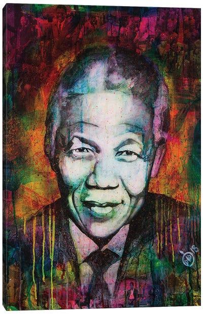 Human Legend V Canvas Art Print