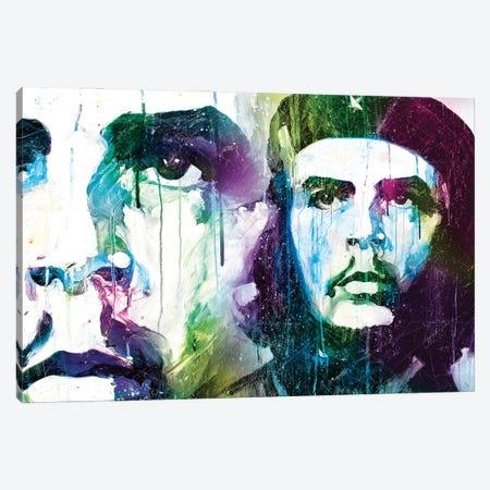 Le Che II Canvas Print #DCS5} by Didier Chastan Canvas Artwork