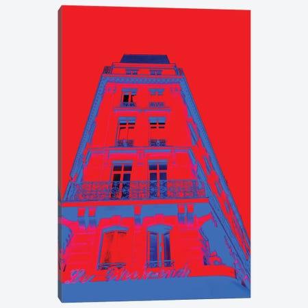Paris Week End I Canvas Print #DCS64} by Didier Chastan Art Print
