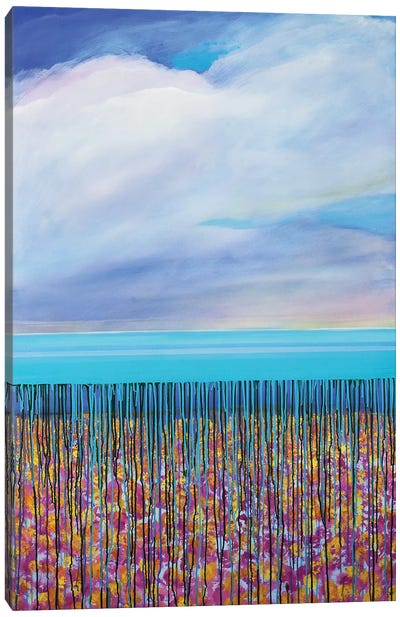 High Tide I Canvas Art Print