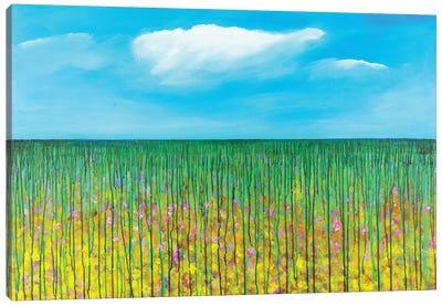 Spring I Canvas Art Print