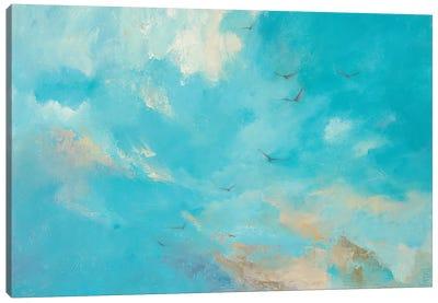 I'll Fly Away Canvas Art Print