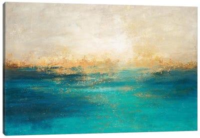 Coastline II Canvas Art Print