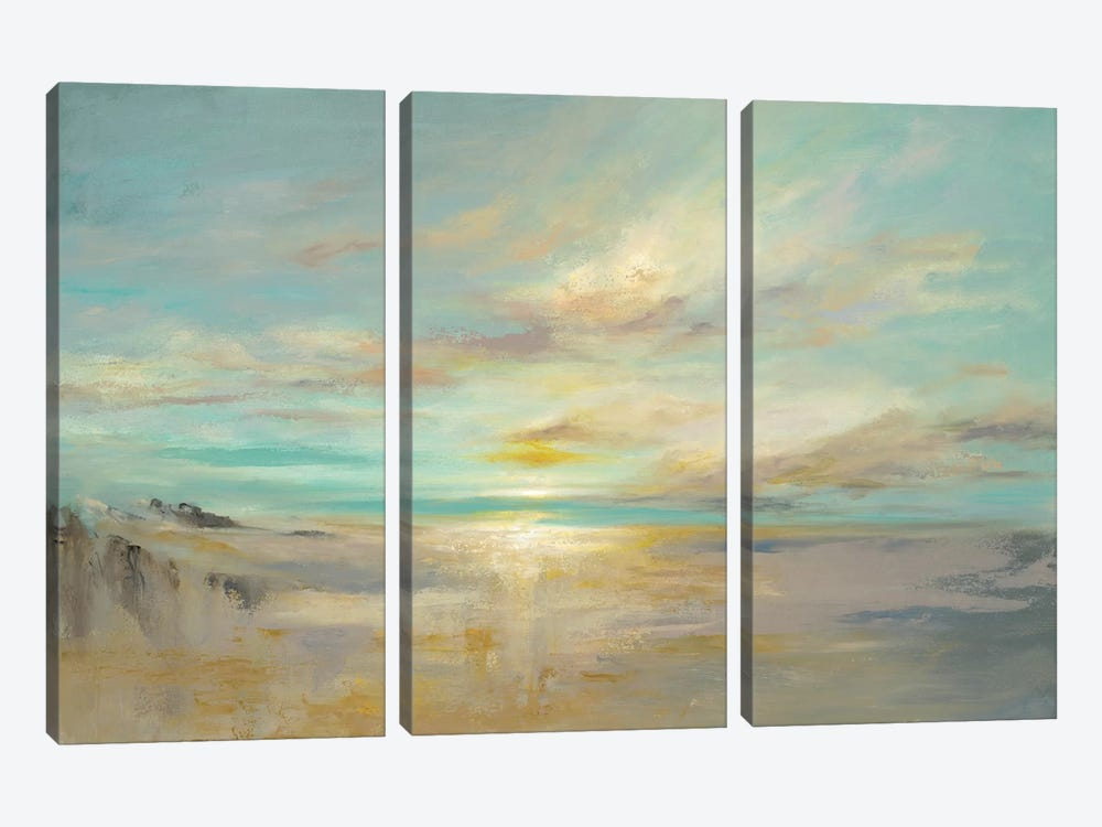 After The Storm 3-piece Canvas Art