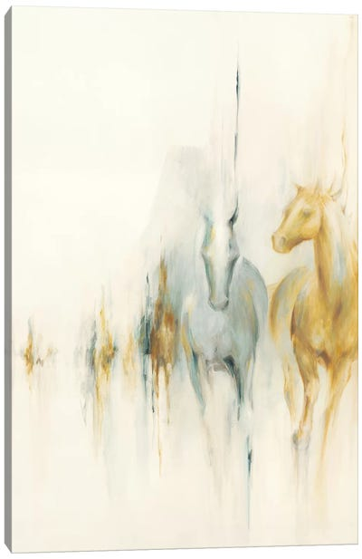 Vanguard Canvas Art Print