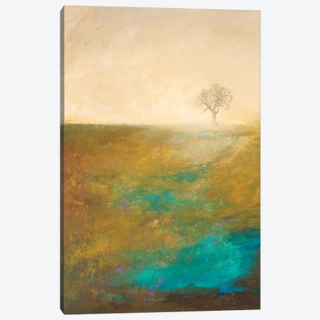 Grounded 1 3-Piece Canvas #DDA22} by Dina D'Argo Canvas Print