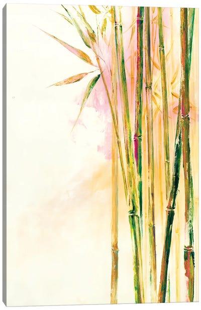 Bamboo III Canvas Art Print