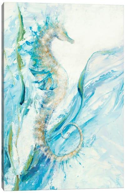 New Seahorse Canvas Art Print