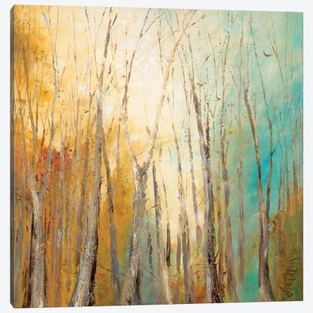 Autumn Bliss Canvas Print #DDA2} by Dina D'Argo Art Print