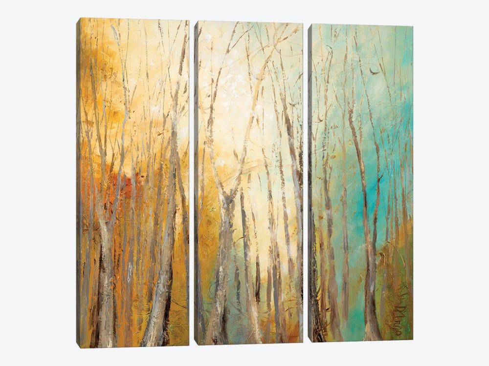 Autumn Bliss by Dina D'Argo 3-piece Art Print