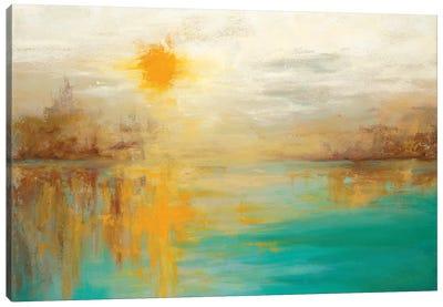 Last Day Of Summer Canvas Art Print