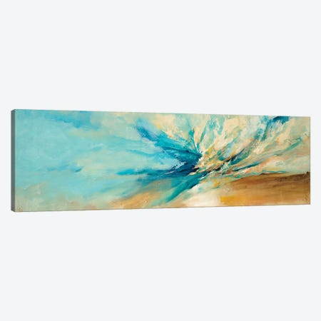 Blue    Canvas Print #DDA7} by Dina D'Argo Canvas Art