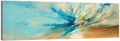 Blue    Canvas Art Print