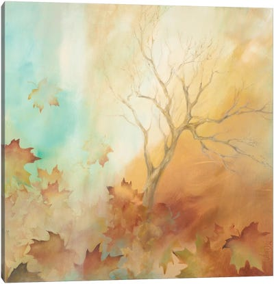 Branching Out Canvas Art Print