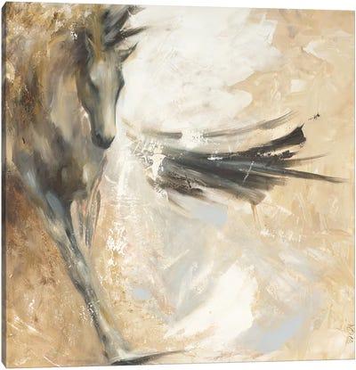 Determination Canvas Art Print