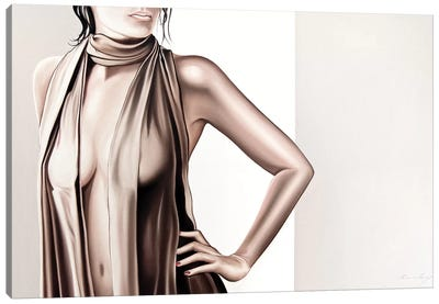 Silk Touch Canvas Art Print