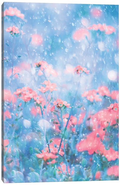 A March Day Canvas Art Print