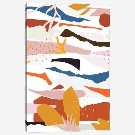 Desert Storm Canvas Print #DDL15} by Danse De Lune Canvas Art
