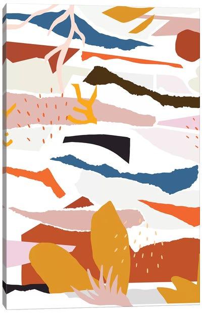 Desert Storm Canvas Art Print