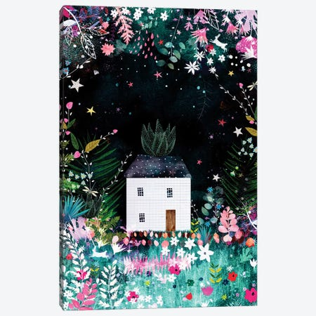 Dream House Canvas Print #DDL16} by Danse De Lune Canvas Art