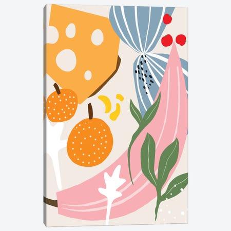 1970 Kitchen Canvas Print #DDL1} by Danse De Lune Canvas Artwork