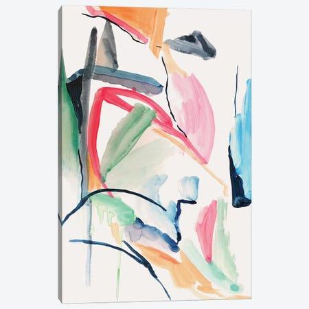 Formation Joy Canvas Print #DDL24} by Danse De Lune Canvas Print