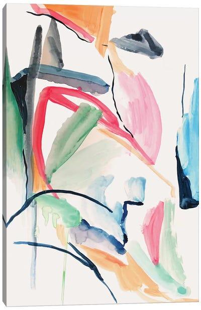Formation Joy Canvas Art Print