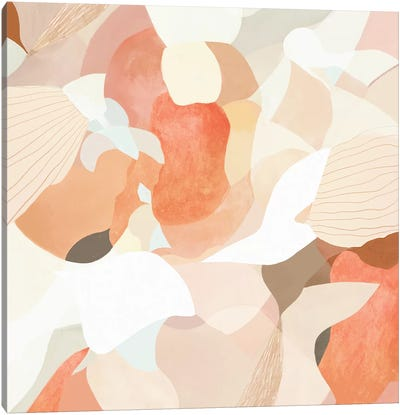 Interlude Canvas Art Print