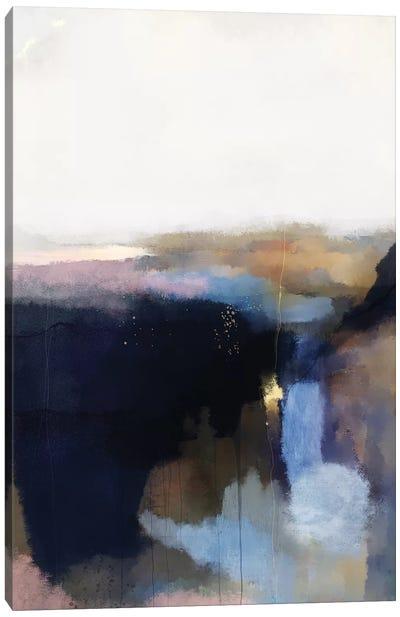 Land Music Canvas Art Print