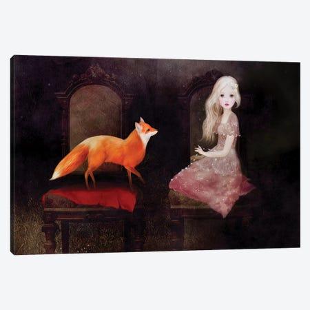 Soul Tied Canvas Print #DDL57} by Danse De Lune Canvas Artwork