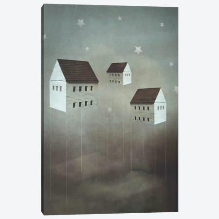 The Architecture Of Dreams Canvas Print #DDL59} by Danse De Lune Art Print