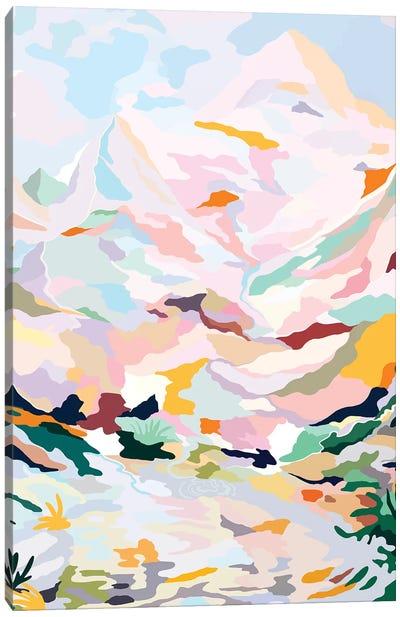 Alpine Canvas Art Print