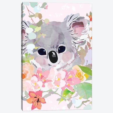 Tree Hugger Canvas Print #DDL65} by Danse De Lune Canvas Print