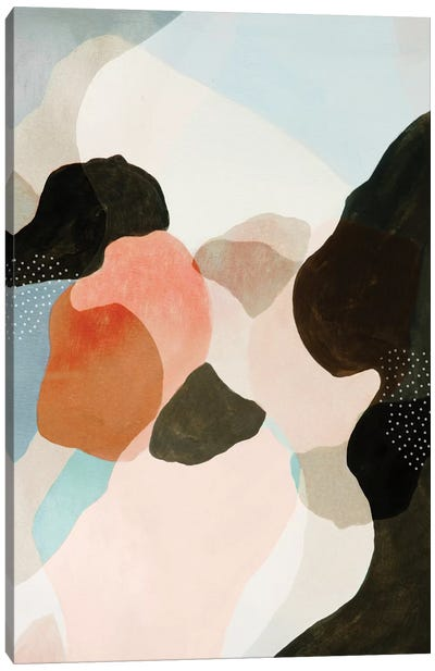 Ambersands Canvas Art Print