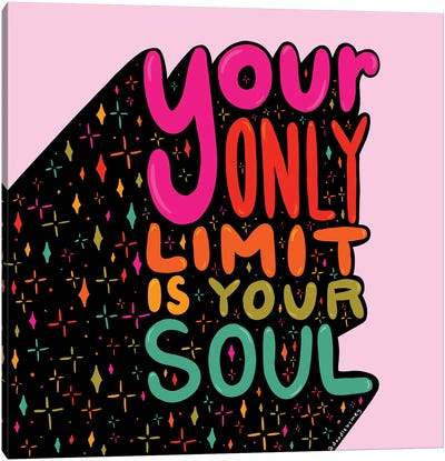 Your Soul Canvas Art Print