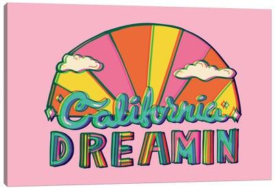 California Dreamin' Canvas Art Print