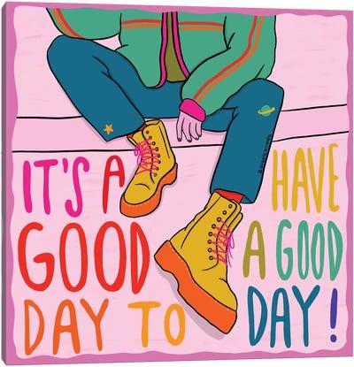 Good Day Canvas Art Print