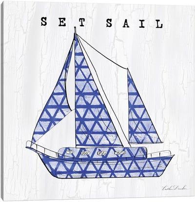 Boating Life IV Canvas Art Print