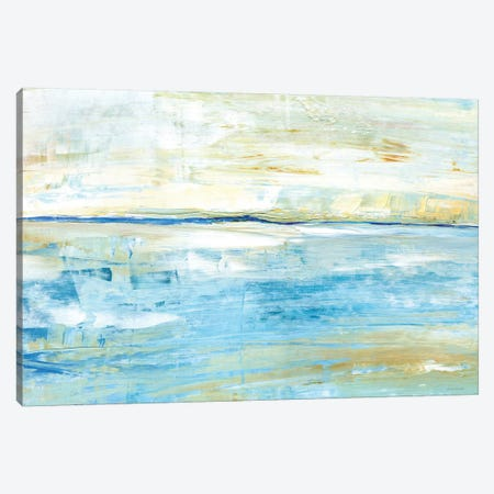 Hazy Day Canvas Print #DDN1} by Caitlin Dundon Canvas Wall Art