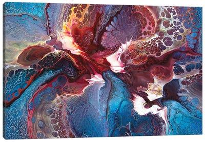 Abstract 1996 III Canvas Art Print