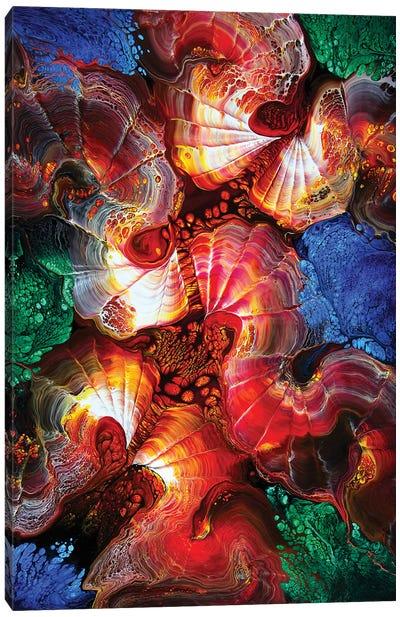 Abstract 1998 I Canvas Art Print