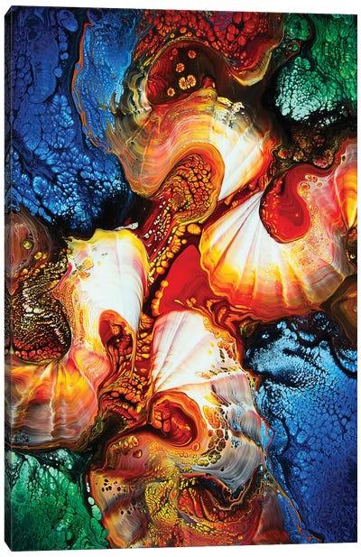 Abstract 1998 III Canvas Art Print