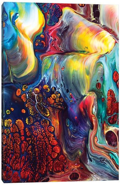 Abstract 2004 III Canvas Art Print