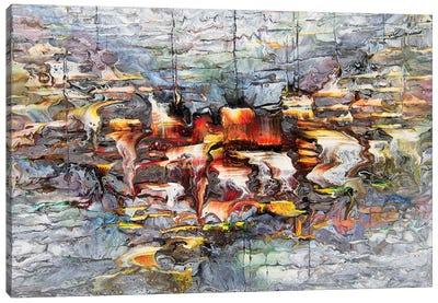 Abstract 2005 I Canvas Art Print