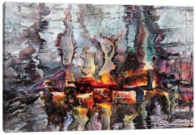 Abstract 2005 II Canvas Art Print