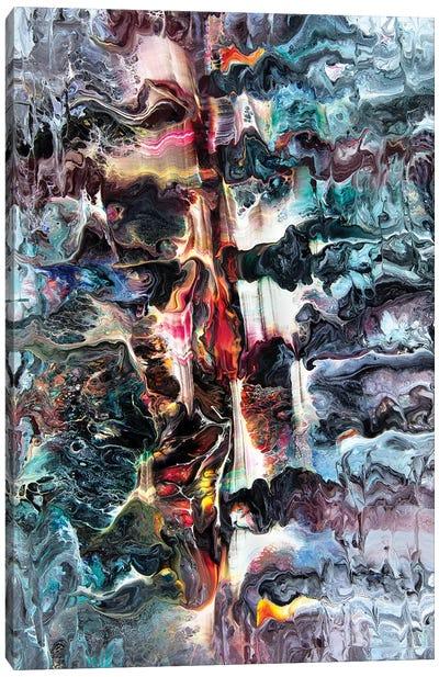 Abstract 2005 III Canvas Art Print