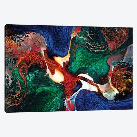 Abstract 1991 I Canvas Print #DDO2} by David Dolan Canvas Art Print