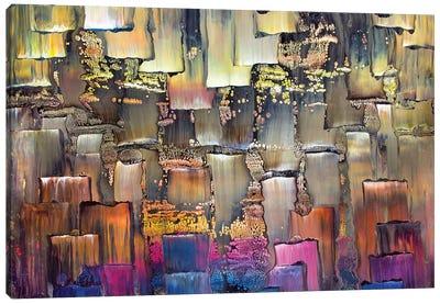 Geometric 1990 I Canvas Art Print