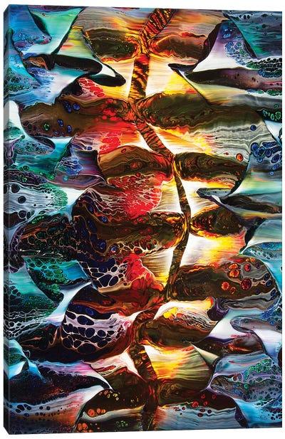 Geometric 1997 I Canvas Art Print