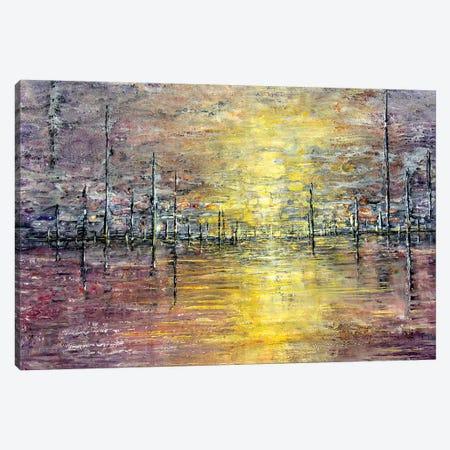 Landscape 1989 I Canvas Print #DDO35} by David Dolan Art Print